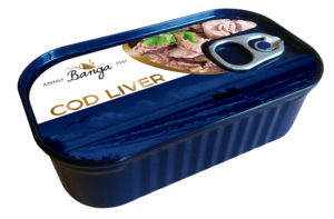 Cod Liver 115g