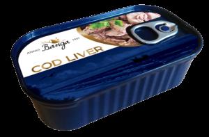 Cod Liver 115g
