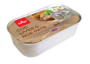 Cod Liver Roe Pate