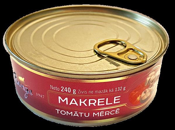 Makrele Tm New