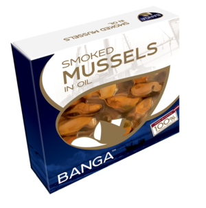 Mussels Oil