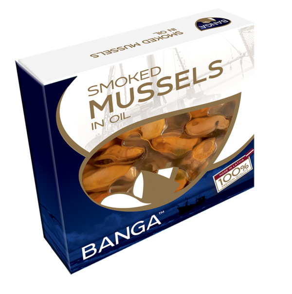 Mussels Oil
