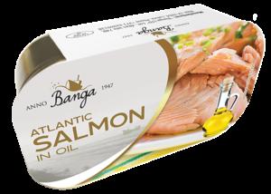 Salmon In Oil
