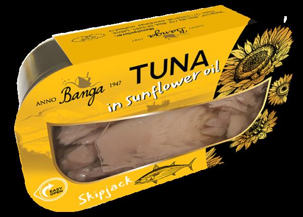 Tuna Sunflower 1